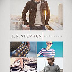 J.R. Stephen - Mobile App Design & UI