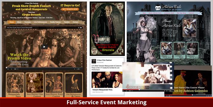 Rule Entertainment - Event Marketing
