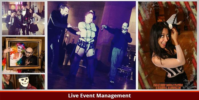 Rule Entertainment - Live Event Management