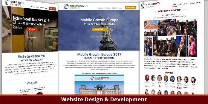 Circle Marketing Portfolio - Website Design & Development