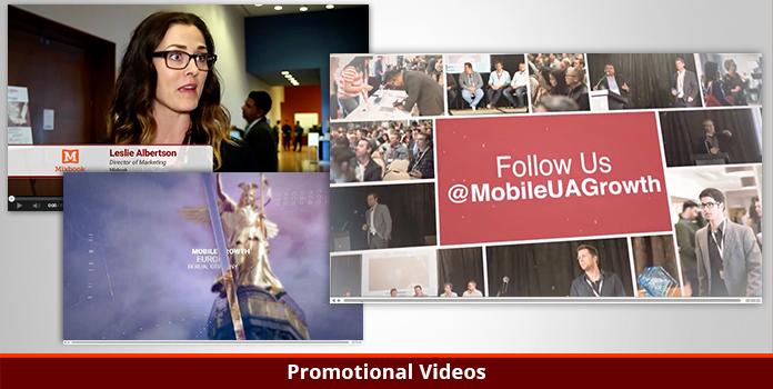 Circle Marketing Portfolio - Promotional Videos